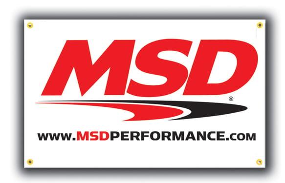 9421 - MSD Mini Banner, 1' 11