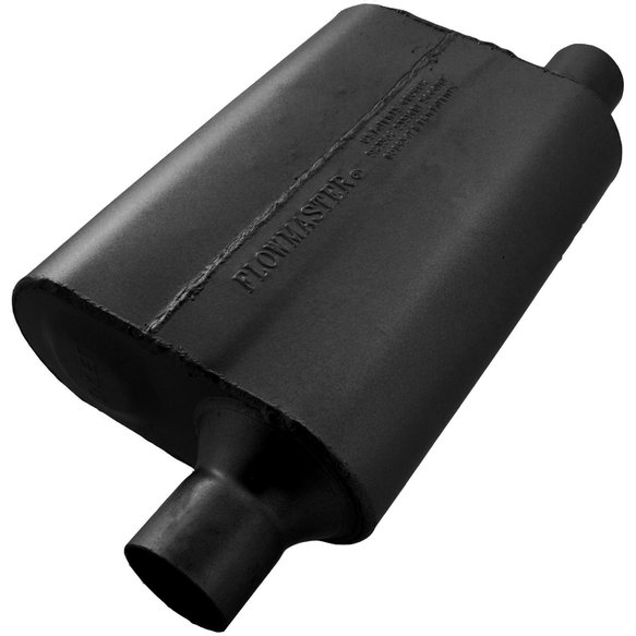 942444 - Flowmaster 40 Series Delta Flow Chambered Muffler Image