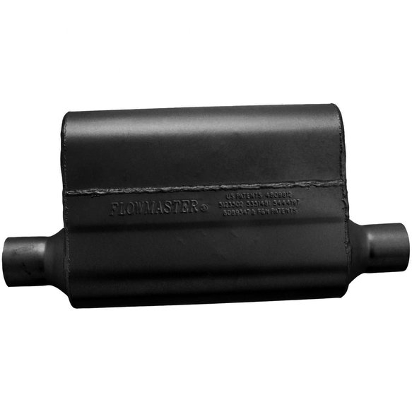 942444 - Flowmaster 40 Series Delta Flow Chambered Muffler - additional Image