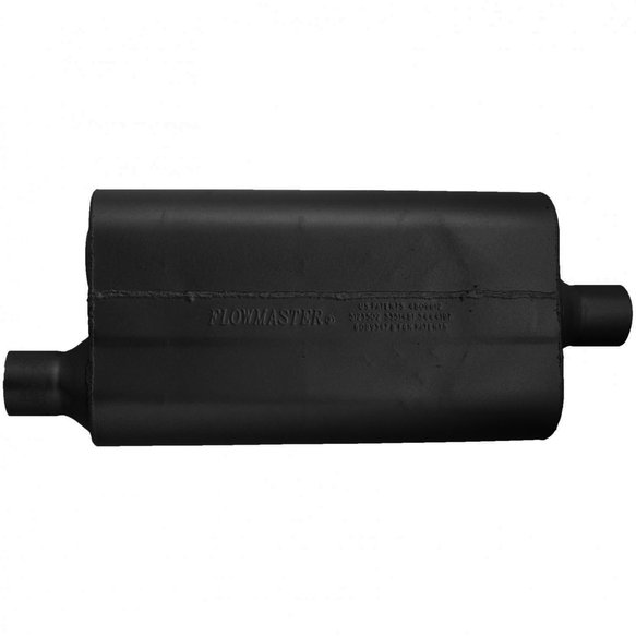 942451 - Flowmaster 50 Series Delta Flow Chambered Muffler - additional Image