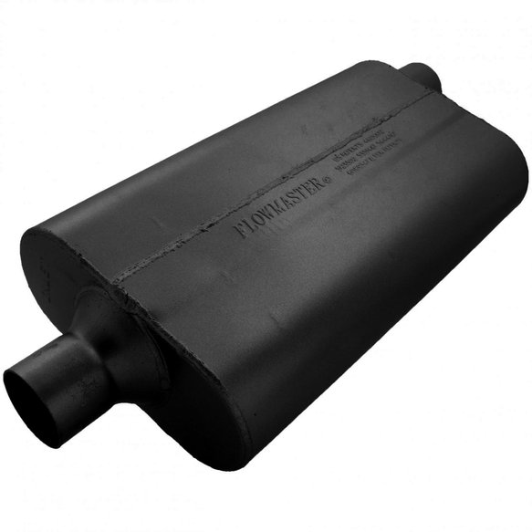 942452 - Flowmaster 50 Series Delta Flow Chambered Muffler Image
