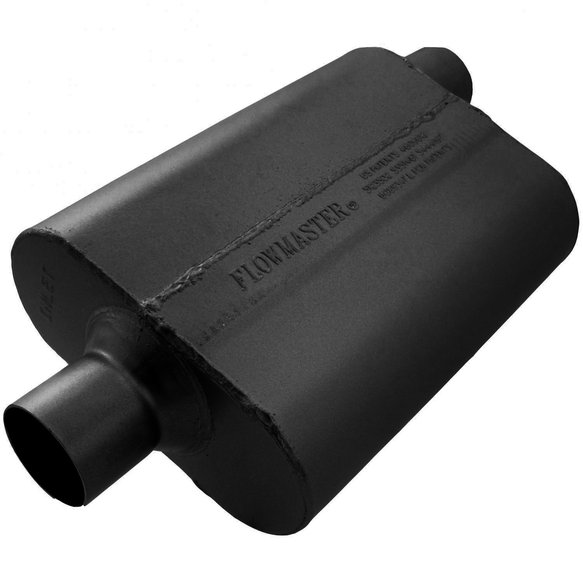 942542 - Flowmaster 40 Series Delta Flow Chambered Muffler Image