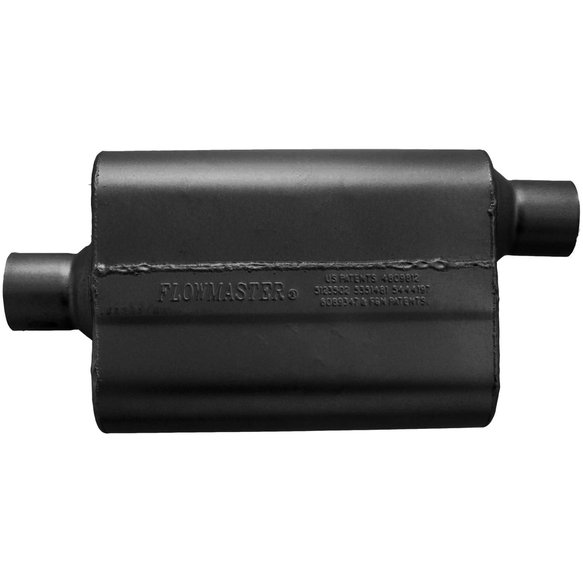 942542 - Flowmaster 40 Series Delta Flow Chambered Muffler - additional Image