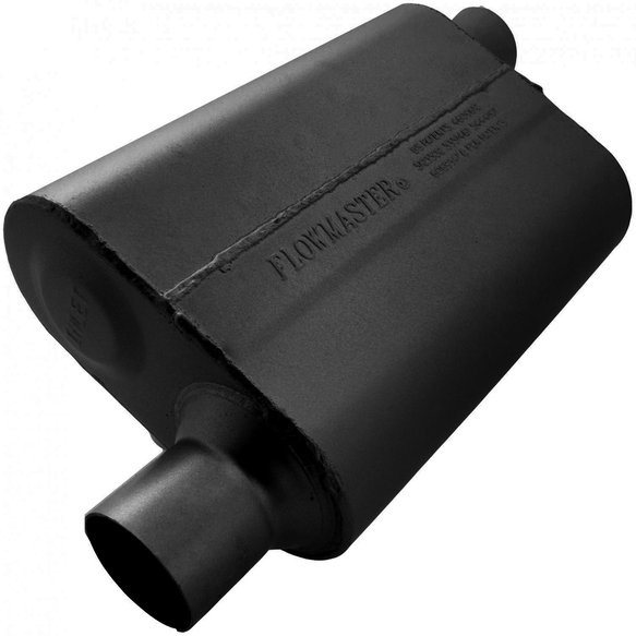 942543 - Flowmaster 40 Series Delta Flow Chambered Muffler Image