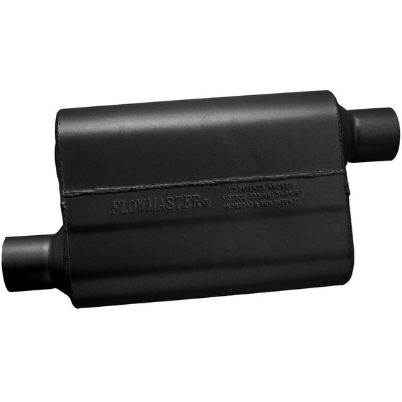 942543 - Flowmaster 40 Series Delta Flow Chambered Muffler - additional Image