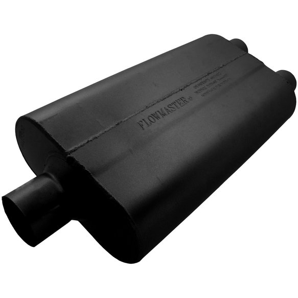 9425502 - Flowmaster 50 Series Delta Flow Chambered Muffler Image
