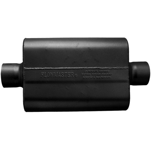 943040 - Flowmaster 40 Series Delta Flow Chambered Muffler - additional Image