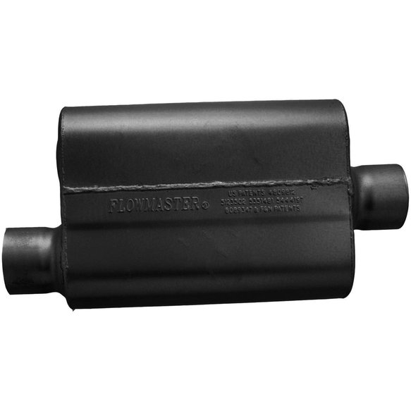 943041 - Flowmaster 40 Series Delta Flow Chambered Muffler - additional Image