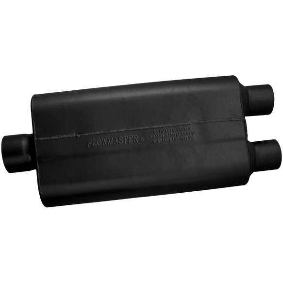 9430502 - Flowmaster 50 Series Delta Flow Chambered Muffler - additional Image