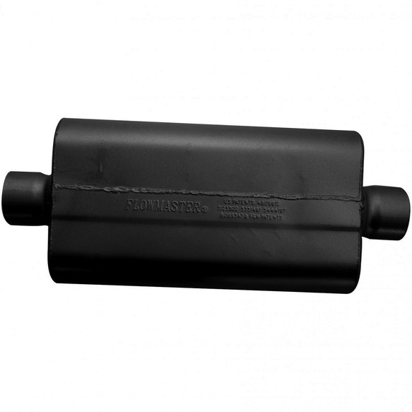 943050 - 50 Delta Flow Muffler - 3.00 Center In / 3.00 Center Out - Moderate Sound - additional Image