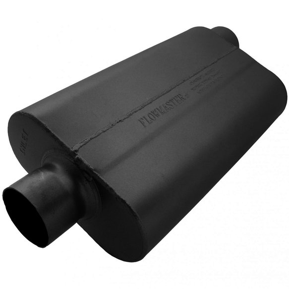 943052 - Flowmaster 50 Series Delta Flow Chambered Muffler Image