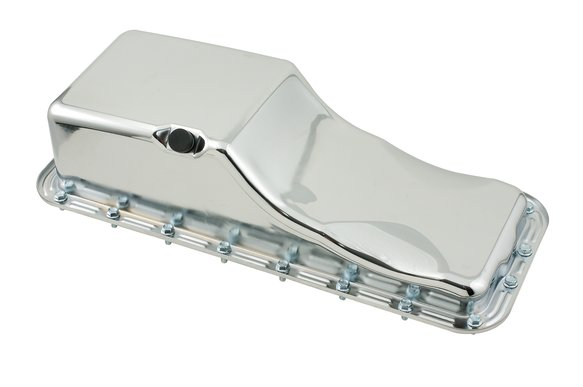9432 - Oil Pan - Chrome - Ford FE 352-428 1958-'76 Image