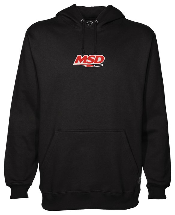 95129 - MSD Pullover Hoodie, Large Image
