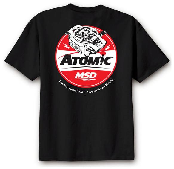 95135 - MSD Atomic T-Shirt, Black, X-Large Image