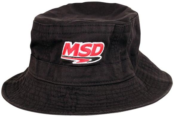 95198 - MSD Black Sportsman Hat Image
