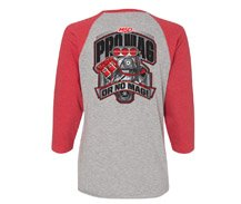 95217 - MSD Racing, Jersey Baseball T-Shirt, Medium Image