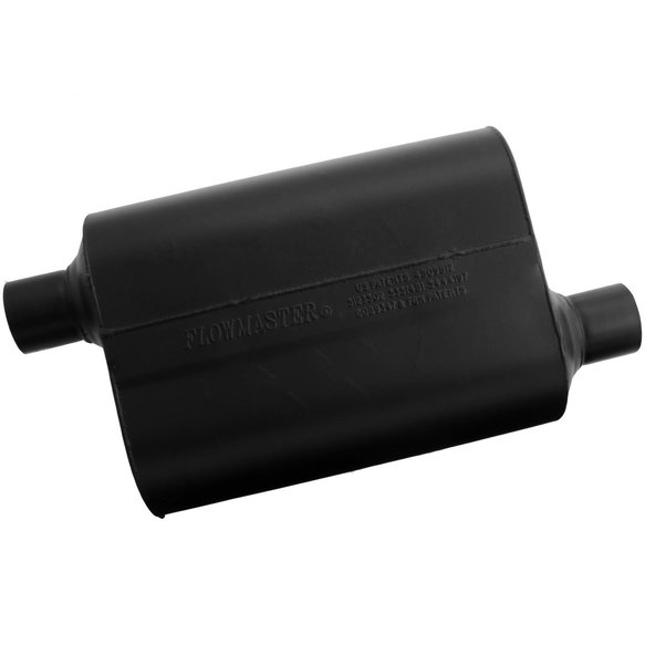 952448 - Flowmaster Super 40 Series Chambered Muffler - additional Image