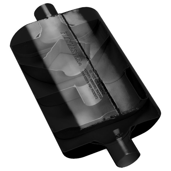 952462 - Flowmaster 60 Series Delta Flow Chambered Muffler - additional Image