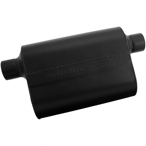952549 - Flowmaster Super 40 Series Chambered Muffler - additional Image