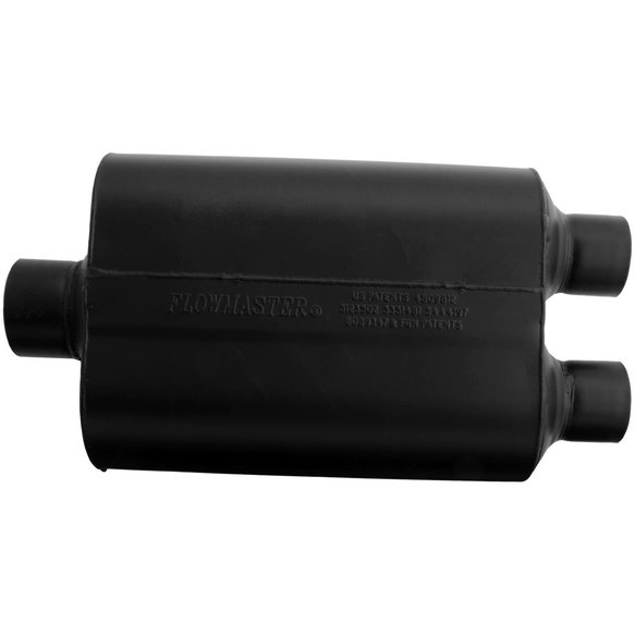 9530452 - Flowmaster Super 40 Series Chambered Muffler - additional Image