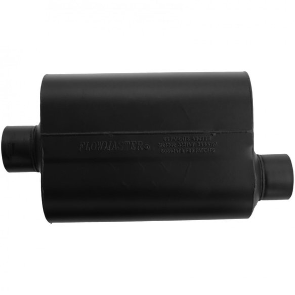 953047 - Flowmaster Super 40 Series Chambered Muffler - additional Image
