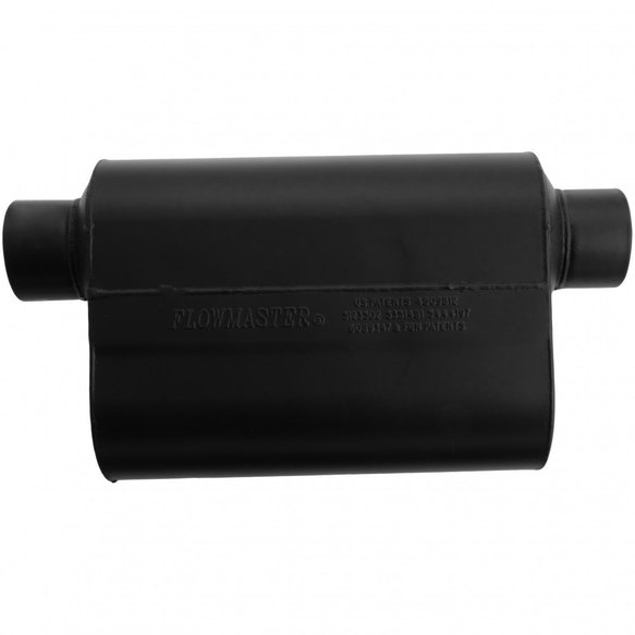953049 - Flowmaster Super 40 Series Chambered Muffler - additional Image