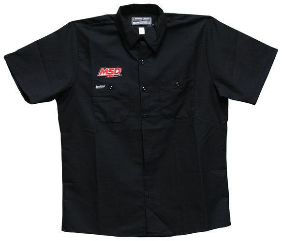 95354 - MSD Shop Shirt, XX-Large Image