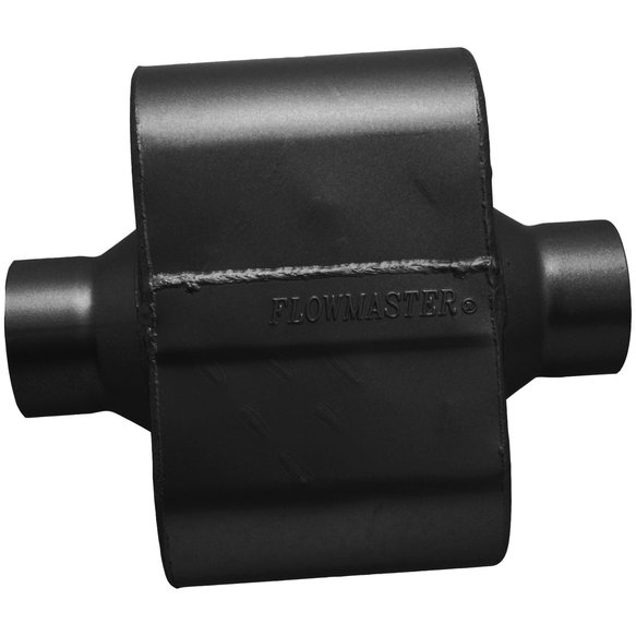 954010-12 - Flowmaster 10 Series Delta Force Race Muffler - additional Image