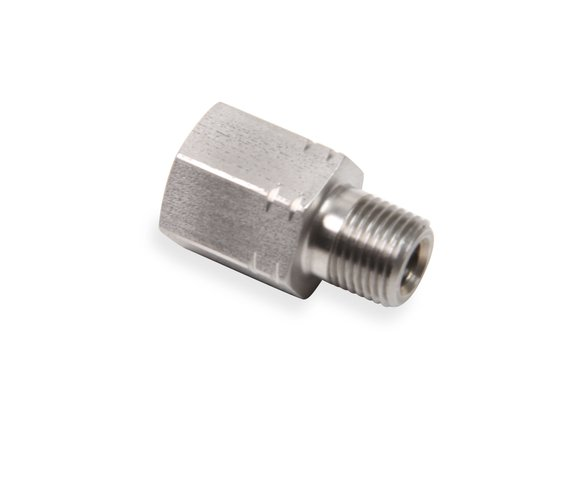 968698ERL - Earls Straight Adapter 1/8