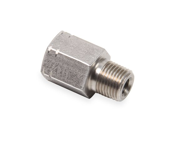 968699ERL - Earls Straight Adapter 1/8