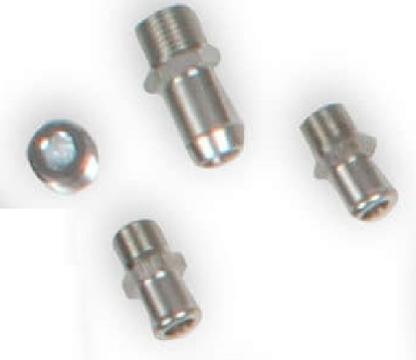 97-319 - PLUGS AND FITTINGS KIT BBC COOLING MANIFOLD Image