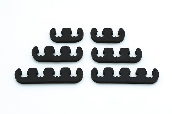 9728 - Wire Separators - Plastic - 7mm / 8mm - Black Image
