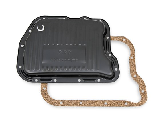 9745BMRG - Transmission Oil Pan - Black - Chrysler TF-727 Image