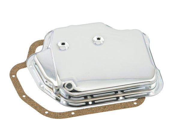 9762 - Transmission Oil Pan - CHROME - TH400 Image