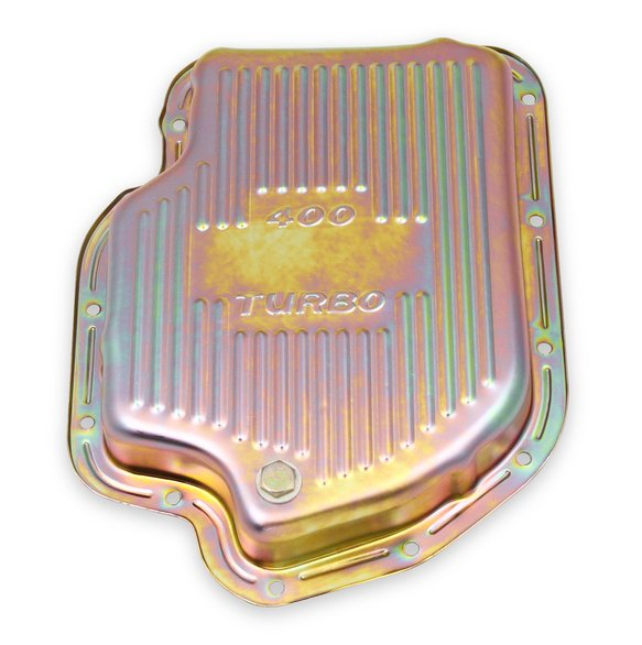 9766ZMRG - Mr. Gasket Transmission Oil Pan - Zinc - additional Image