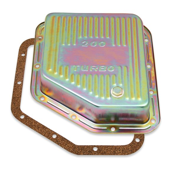 9768ZMRG - Mr. Gasket Transmission Oil Pan - Zinc Image