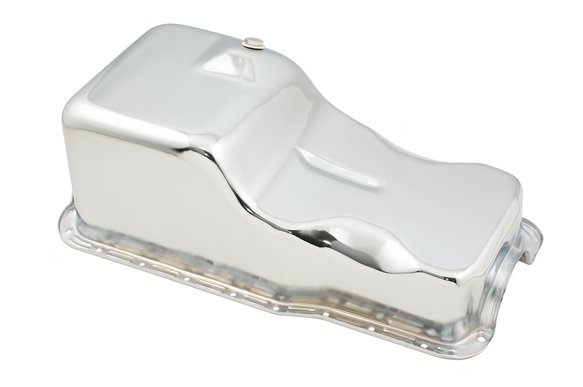 9780 - Oil Pan - Chrome - Ford Small Block 1965-87 Image