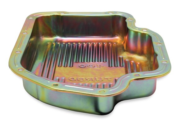 9786ZMRG - Mr. Gasket Transmission Oil Pan - Zinc - additional Image