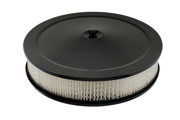 9790BP - Mr. Gasket Competition Air Cleaner - Flat Black Image