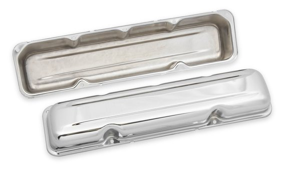 9830CMRG - Mr. Gasket Valve Cover - Chrome - additional Image
