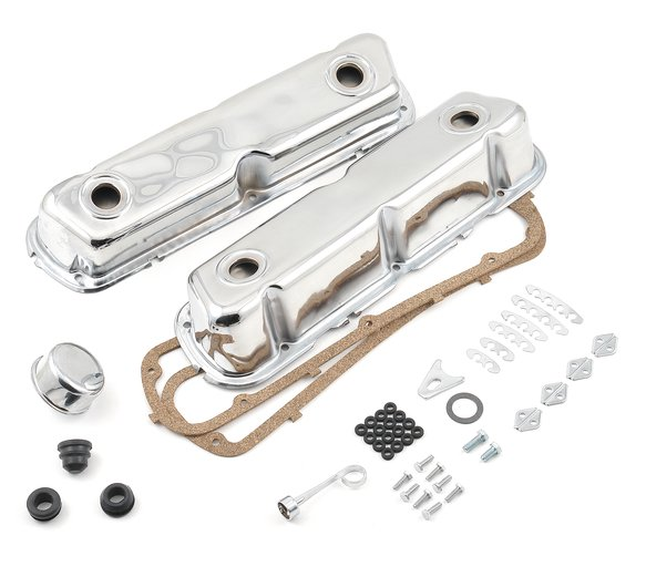 9832 - Mr. Gasket Dress Up Kit - Street Legal - Small Block Ford Image