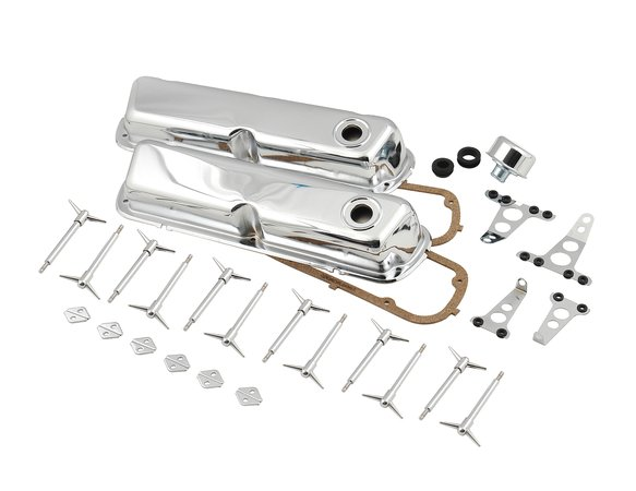9833 - CHROME DRESS UP KIT-FORD Image