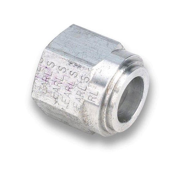 987110ERL - Earls -10 AN Female O-Ring Seal Weld Fitting Image