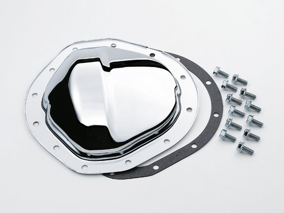 9895 - Mr. Gasket Chrome Differential Cover Image