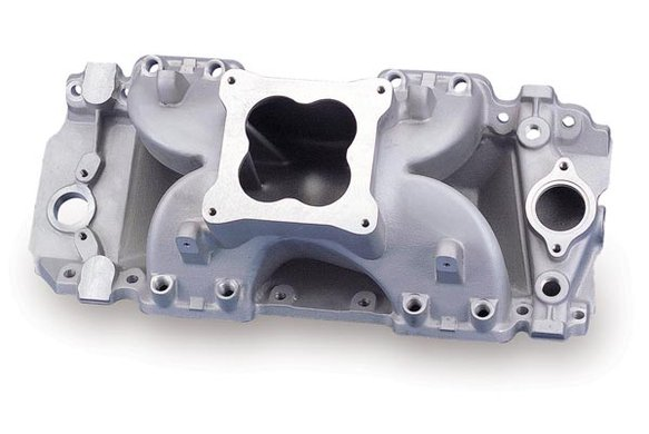 9901-201 - Holley EFI Manifold - Chevy Big Block V8 - Rect Port Image