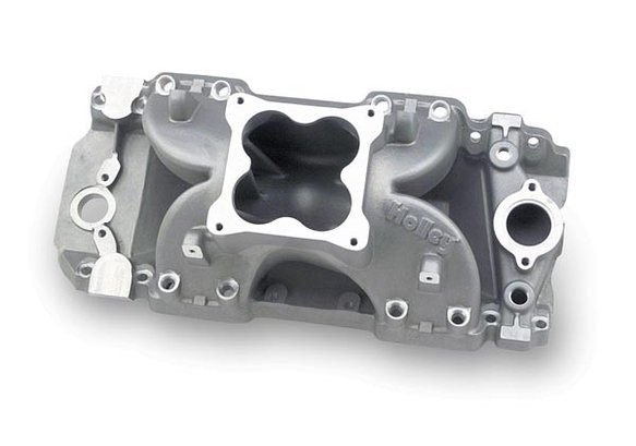 9901-204 - Holley EFI Manifold - Chevy Big Block V8 - Rect Port Image