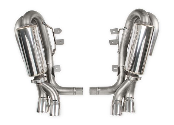 BH8319 - Hooker BlackHeart Cat-Back Exhaust System Image