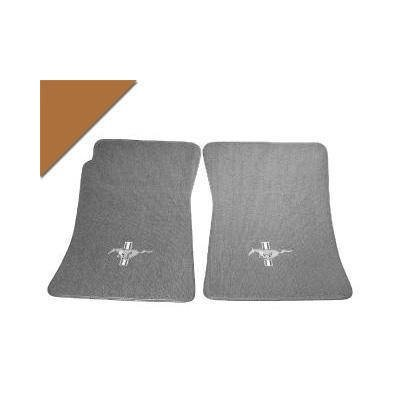 ACC-FM-CPFB-GI - Scott Drake Custom Embroidered Floor Mats (Ginger) Image