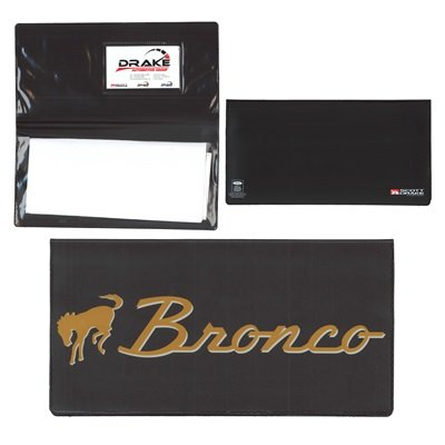 ACC-OMW-BRONCO - Scott Drake Owner's Manual Wallet - Bronco Image