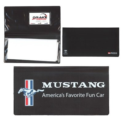 ACC-OMW-MUSTANG - Scott Drake Owner's Manual Wallet - Mustang Image